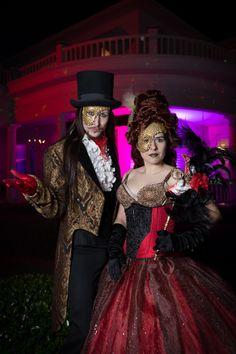 Curio Nocturno ~ Victorian Gothic Masquerade