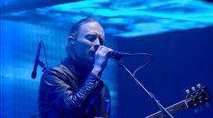 Thom Yorke at Coachella 2012