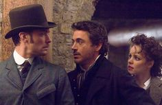 Movie Review: 'Sherlock Holmes' great action flick for the holidays - Nashville Movie | Examiner.com