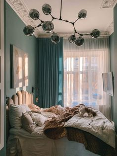 New decor for the bedroom. - Petra Tungården - Lilly is Love Whimsical Bedroom, Deco Boheme, Home Decor Bedroom, Decor Room, Home And Living, Interior Design, Design Ideas, Future, Renting