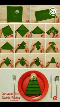 Ideas para decorar la mesa,