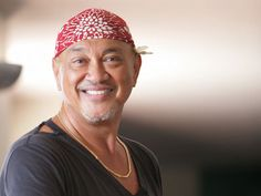 Kumu Hula Robert Cazimero...I'm a HUGE fan of this man...his music, his dance, the love for his heritage.