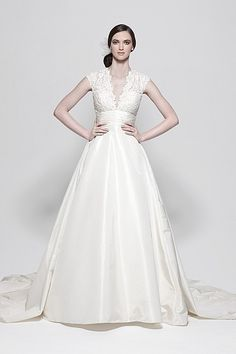 Watters Brides Escalante Gown