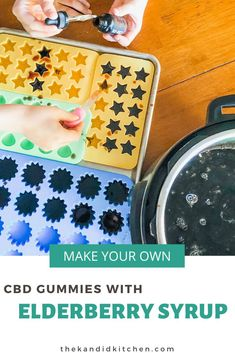Make Your Own CBD Gummies with Elderberry Syrup - Healty fitness home cleaning Elderberry Gummies, Elderberry Recipes, Elderberry Syrup, Health And Nutrition, Health And Wellness, Make Your Own, Make It Yourself, Good Marriage, Living A Healthy Life