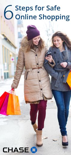 Online shopping this holiday season? Here are 6 smart steps to master your shopping list, while also staying safe.