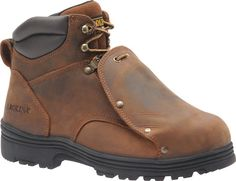 CA3630 Carolina Men's Met Guard Safety Boots - Brown