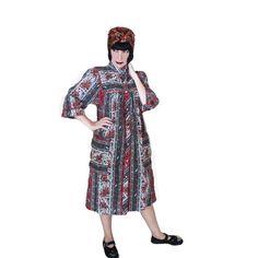 Plus Size Vintage Models Coat  Full Cut by LunaJunctionVintage