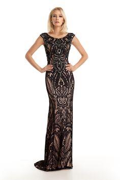 Eleni Elias Collection Official Web Site - Evening Collection - Style E718