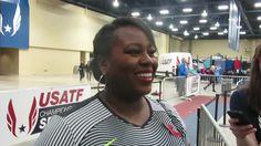 DyeStat.com - Videos - Michelle Carter 1st Women's Shot Put ...