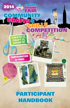 Community Creative Crafts & Skills | Show off your talent at the Fair!