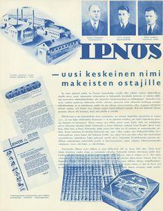 Ipnos valmisteita, Turku - Pienpainatteet - Digitoidut aineistot - Kansalliskirjasto