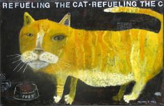 Refueling the Cat by Melinda K.  Hall