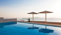 Gold Suites Santorini ($261/night from Jetsetter.com) - daily breakfast, local wine and fruit on arrival and upgrade (if available) all included in rate #JetsetterCurator Escape