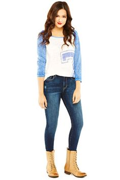 Your First Look at Every Single Piece from the Bethany Mota Aéropostale Collection