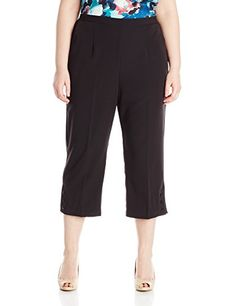 Alfred Dunner Capri Pants | Old Pueblo Traders | Fashion ...