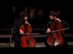 2CELLOS - Shostakovich: Prelude.........the classical side of the duo
