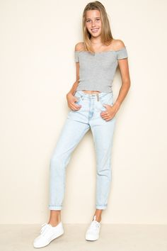Brandy ♥ Melville | Jessie Top - Clothing