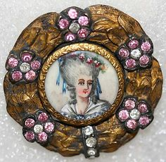 Button  Date:     1850–80 Culture:     French Medium:     ivory, rhinestones, metal Dimensions:     [no dimensions available] Credit Line:     From the Hanna S. Kohn Collection, 1951 Accession Number:     51.47.755–.774