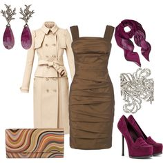 A fashion look from November 2012 featuring cocktail dresses, pink trench coats and high heel stilettos. Browse and shop related looks. Pink Trench Coat, High Heels Stilettos, Magenta, Fashion Looks, Shopping, Image, Dresses, Trendy Tree, Elegant