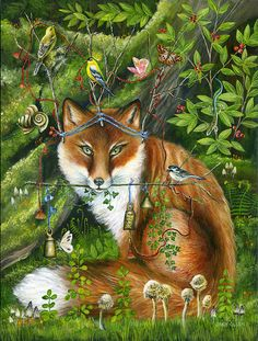 Gorgeous art by Janie Olsen (Gallery iii)