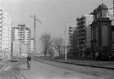 Bucharest, Socialism, Locomotive, Romania, Street View, Europe, Memories, Outdoor, Profile
