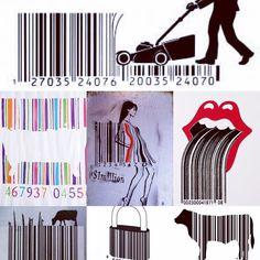#дизайнштрихкод тренды развития #scan4me #штрихкод #barcode