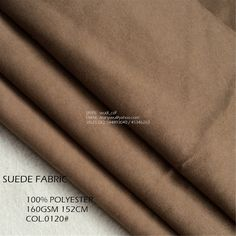 suede fabric with warp / weft / woven knitted fabric of pesca ultra soft wr waterproof brown-Sports & Leisure Fabric - Diving scuba neoprene fabric - LANGRUI TEXTILE Suede Fabric, Knitted Fabric, Brown, Brown Colors