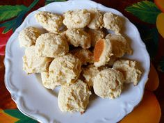 DAINTY LEMON RICOTTA COOKIES   Not easy to have only one! These soft cookies are a lovely way to use up leftover ricotta that has g...