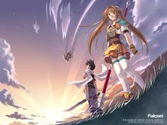 The Legend of Heroes: Trails in the Sky SC Trails Of Cold Steel, Character Art, Character Design, The Legend Of Heroes, Epic Games, Nihon, Next Week, Anime Art, Princess Zelda