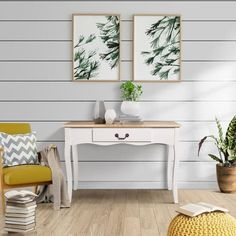 Nightstand, Table, Furniture, Natural, Home Decor, Products, White Wood, White People, Sheet Metal