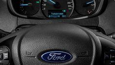 Ford KA+ instrument panel