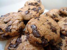 Cookie americano perfeito - Veja a Receita: