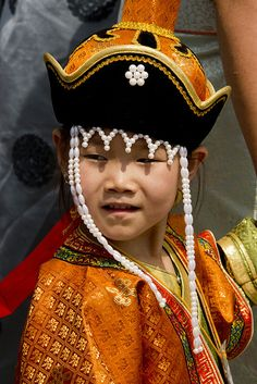 Faces of Mongolia - by bsmether