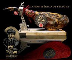 Jamón ibérico de Bellota marca 7 Bellotas ®