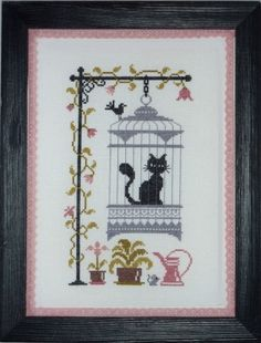 JP-Chat va pas chat! - cute kitty   The Thread Basket