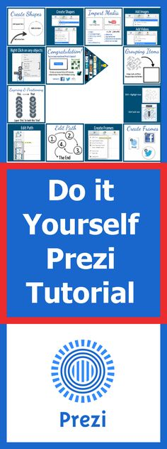 Learning Prezi one step at a time: http://prezi.com/t3juzxgelbl0/do-it-yourself-prezi-tutorial-beginner/