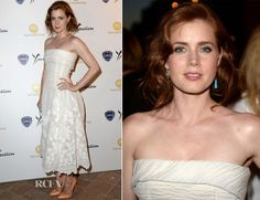 Amy Adams In Dolce & Gabbana - 'Man of Steel' Taormina Filmfest 2013 Premiere
