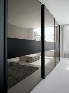 Dressing porte placard sogal mod le de portes coulissantes soga - Armoires dressing portes coulissantes ...