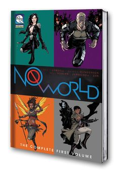 Aspen Comics is bringing back one of their super-natural action-adventure series, No World, for a second volume as part of their returning line-up of titles for their anniversary campaign. Bring Back, Bring It On, Aspen Comics, 15 Year Anniversary, Supernatural, Mystery, It Cast, Rocket Raccoon, The Incredibles