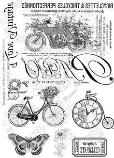 laminas shabby chic para imprimir - Buscar con Google Decoupage Vintage, Decoupage Paper, Vintage Paper, Foto Transfer Potch, Collages D'images, French Typography, Etiquette Vintage, Decoupage Printables, Mod Podge Crafts
