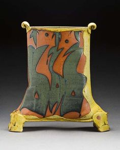Nick Joerling will be teaching a ceramics workshop at Cullowhee Mountain ARTS, North Carolina. I love the animated feeling of his work. www.cullowheemountainarts.org