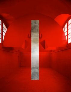 'Geometrism' in space by GEORGES ROUSSE