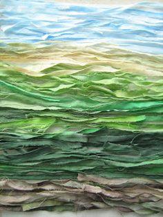 Quilt Routes: Alternative Backgrounds