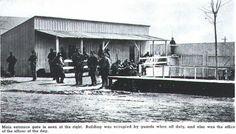 Elmira Prison Camp site photos