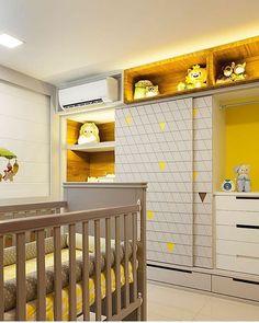 #inspiração linda dessa manhã, esse quarto de bebê com tons amarelo e cinza! Apaixonante 😍❤️ via @ts_ae ▃▃▃▃▃▃▃▃▃▃▃▃▃▃▃▃▃▃▃▃ #MicheleFrizoArquiterura #MicheleFrizo #escritoriodearquitetura #arquiteturaresidencial #projeto #projetos #project  #arquitetura #decoracao #interior #design #homedesign #luxurydecor #interiordesig #architecturelovers #interiordesign #home #mogiguacu #saopaulo #arquiteturadeinterior #arquiteto #arquiteta #projetoresidencial #reforma #projetocomercial…