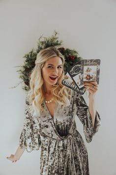 Christmas Cards with Shutterfly - Barefoot Blonde by Amber Fillerup Clark Christmas Fashion, Autumn Fashion, Pentecostal Hairstyles, Amber Fillerup Clark, Simple Style, My Style, Barefoot Blonde, Girls Night Out, Christmas Cards