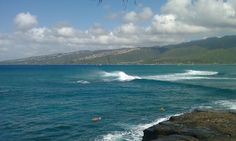 Learn how to surf China Walls in Oahu's southeastern most tip...