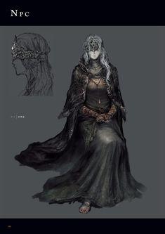 See more 'Dark Souls' images on Know Your Meme! Dark Blood, Old Blood, Character Inspiration, Character Art, Character Design, Dark Souls Fire Keeper, Dark Fantasy, Fantasy Art, Soul Saga