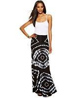 INC International Concepts Convertible Tie-Dye Maxi Skirt