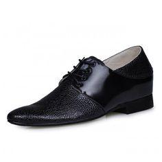 Mens dress shoes high heel